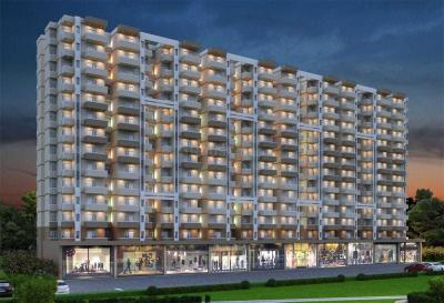 Gallery Cover Image of 540 Sq.ft 1 BHK Apartment for buy in Sarvome Shree Homes, Sector 45 for 1850000