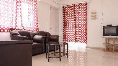 Living Room Image of 1106 A1 Dream Aakruti in Hadapsar