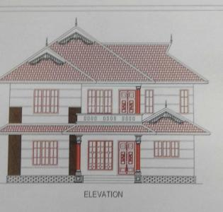 Gallery Cover Image of 1800 Sq.ft 2 BHK Independent House for buy in Vadavathoor for 9500000