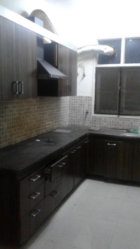 Kitchen Image of 1400 Sq.ft 2 BHK Independent Floor for rent in Sector 57 for 19000