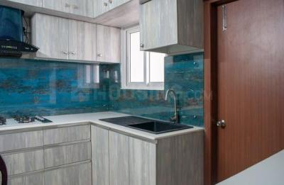 Kitchen Image of G101, 3 Bhk In Accurate Wind Chimes in Narsingi