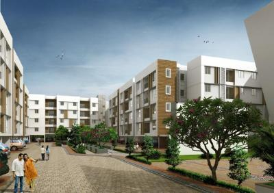 Gallery Cover Image of 916 Sq.ft 2 BHK Apartment for buy in Iyyappanthangal for 5200000