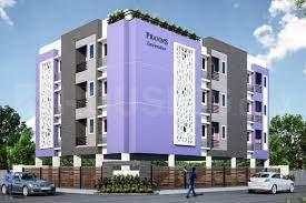 Gallery Cover Image of 1170 Sq.ft 2 BHK Apartment for buy in SK Pravins Lavender, Korattur for 6435000