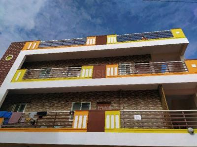 Gallery Cover Image of 750 Sq.ft 2 BHK Independent House for rent in Green Meadows Apartment, Krishnarajapura for 11555
