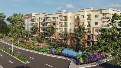 Gallery Cover Image of 1686 Sq.ft 3 BHK Apartment for buy in Orion Palm Dew, Byrathi for 9694500