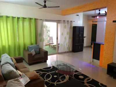 Gallery Cover Image of 1485 Sq.ft 3 BHK Apartment for rent in Ideal Carnation, Kothanur for 25000