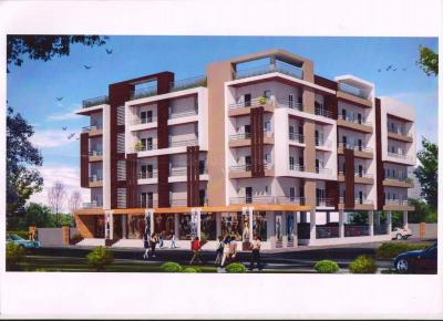 Gallery Cover Image of 1125 Sq.ft 1 BHK Apartment for buy in Hesag for 5200000
