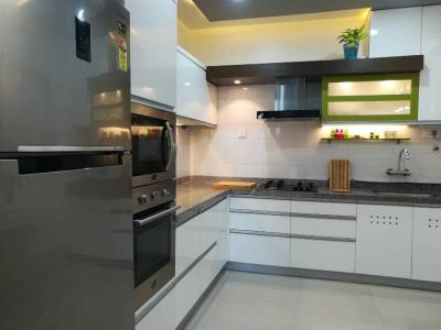 Kitchen Image of Trinity Court in Koregaon Park