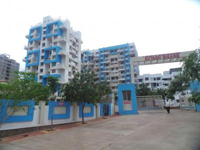 Gallery Cover Image of 1110 Sq.ft 3 BHK Apartment for rent in Suyash Nisarg, Undri for 14000