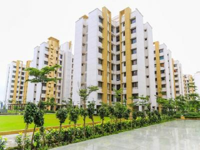 Gallery Cover Image of 650 Sq.ft 1 BHK Apartment for rent in Palava Phase 1 Nilje Gaon for 10500