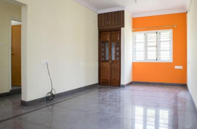 Gallery Cover Image of 800 Sq.ft 1 BHK Independent House for rent in Kaggadasapura for 14400