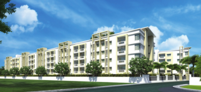 Gallery Cover Image of 1569 Sq.ft 3 BHK Apartment for buy in Karappakam for 9861085
