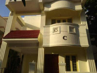 Gallery Cover Image of 1400 Sq.ft 3 BHK Independent House for rent in Prems Enclave, Dev Apartments, Thoraipakkam for 22000