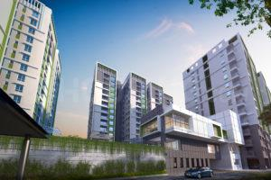 Gallery Cover Image of 1359 Sq.ft 3 BHK Apartment for buy in Vanagaram  for 7400000