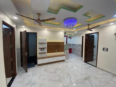 Gallery Cover Image of 650 Sq.ft 2 BHK Independent Floor for buy in Dwarka Mor for 2850000