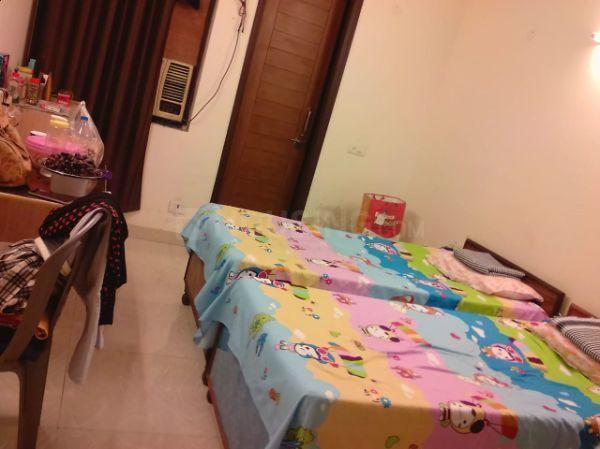 सेक्टर 59 में पीजी 59 सेक्टर 59 के बेडरूम की तस्वीर
