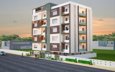 Gallery Cover Image of 1645 Sq.ft 3 BHK Apartment for buy in Neredmet for 7760000