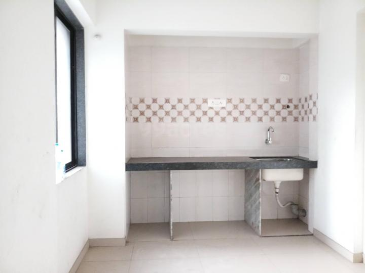 Kitchen Image of 600 Sq.ft 1 BHK Apartment for rent in Kharghar for 16500