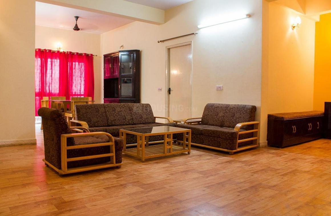 Living Room Image of PG 4643599 C V Raman Nagar in C V Raman Nagar