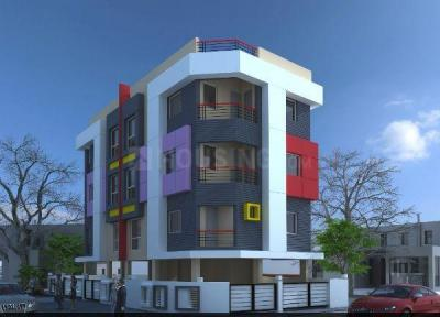Gallery Cover Image of 850 Sq.ft 2 BHK Apartment for buy in Tollygunge for 5525000