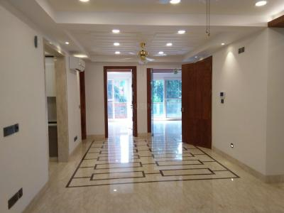 Gallery Cover Image of 2700 Sq.ft 4 BHK Independent Floor for buy in Hauz Khas for 65000000