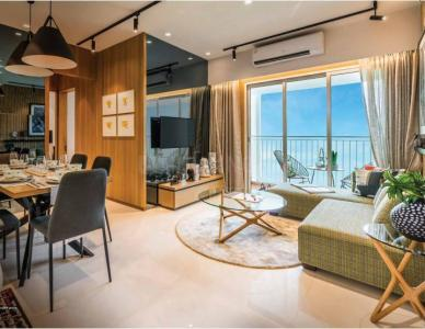 Gallery Cover Image of 413 Sq.ft 1 BHK Apartment for buy in Lodha Quality Home Tower 5, Thane West for 4500000