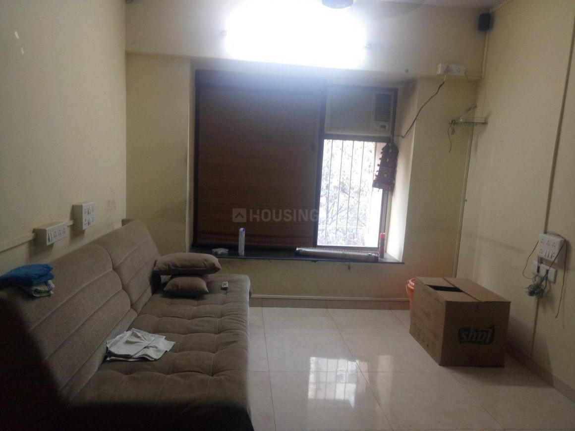 Living Room Image of 525 Sq.ft 1 BHK Apartment for rent in Bhandup West for 23000