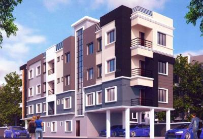 Gallery Cover Image of 844 Sq.ft 2 BHK Apartment for buy in Behala for 2532000
