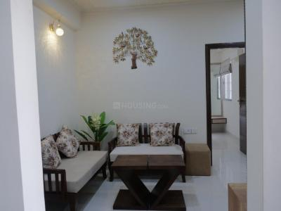 Gallery Cover Image of 410 Sq.ft 1 BHK Apartment for buy in Girdharipura for 1225000