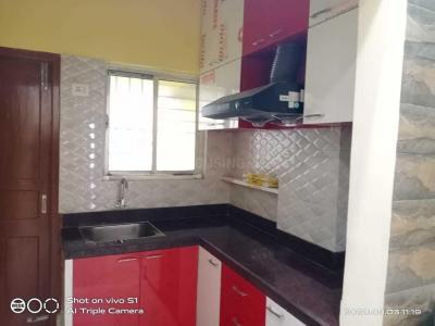 Gallery Cover Image of 1350 Sq.ft 3 BHK Apartment for rent in New Town Society, New Town for 26000