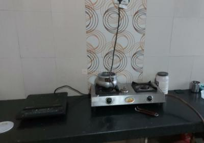 Kitchen Image of Fully Furnished With Wifi Near Teen Hath Naka Thane Ynh in Thane West