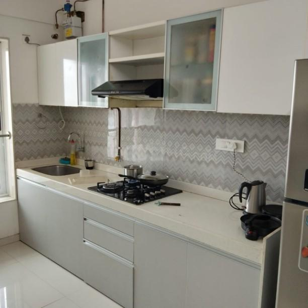 Kitchen Image of 1155 Sq.ft 2 BHK Apartment for rent in Goregaon East for 68000