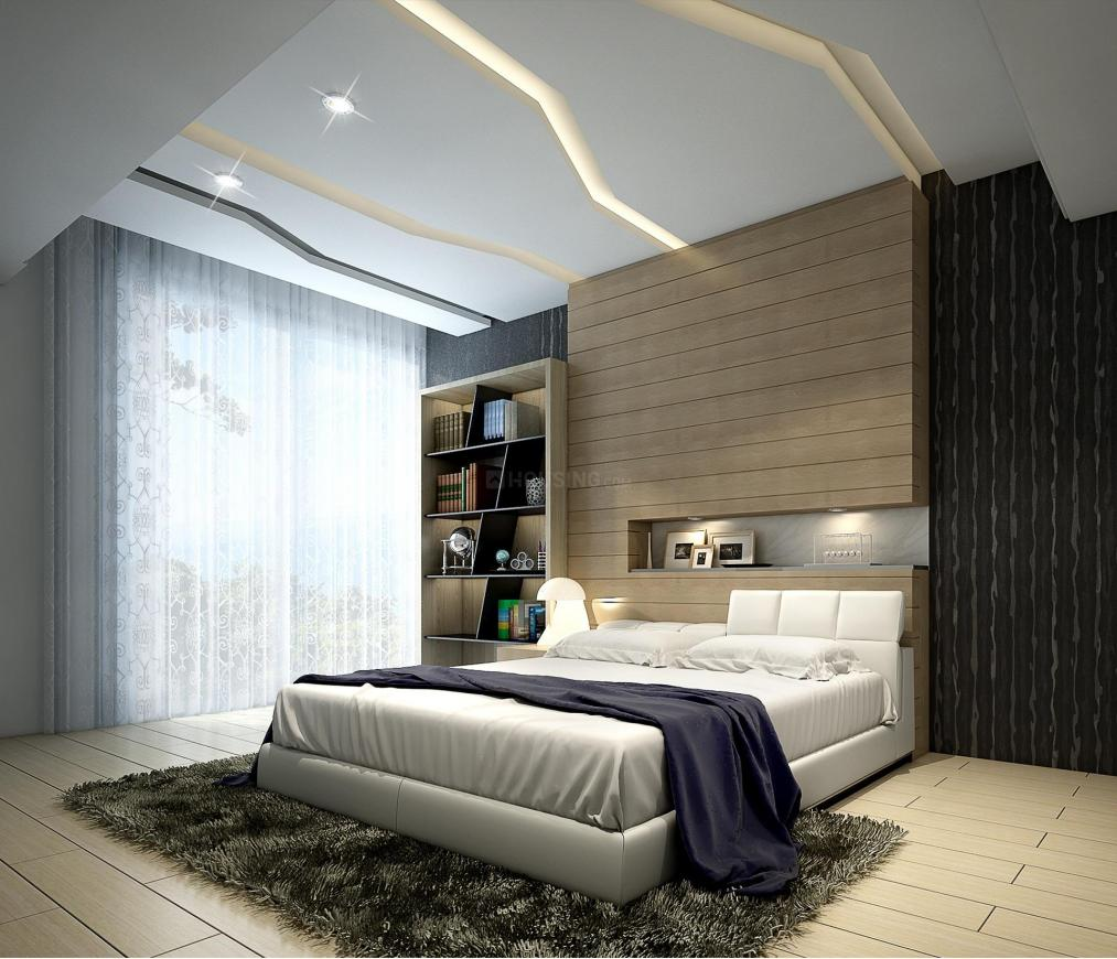 Bedroom Image of 500 Sq.ft 1 RK Independent House for buy in R. T. Nagar for 2500000