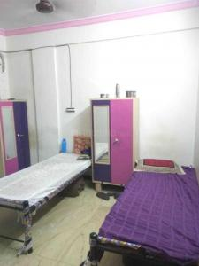 Bedroom Image of Tatwa Paying Guest House in Airoli