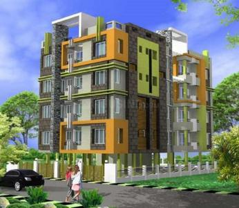 Gallery Cover Image of 732 Sq.ft 2 BHK Apartment for buy in Baguihati for 2708400