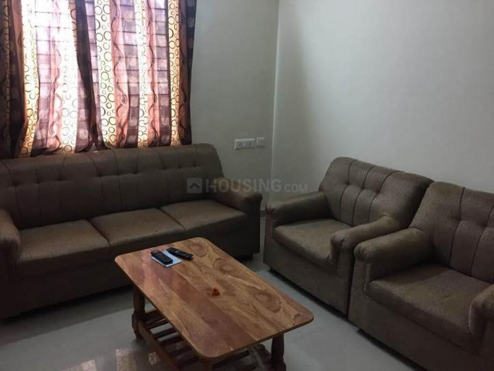 Living Room Image of PG 4193071 K R Puram in Krishnarajapura