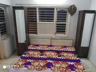 Bedroom Image of Om Sai Paying Guest Acomodation in Bodakdev