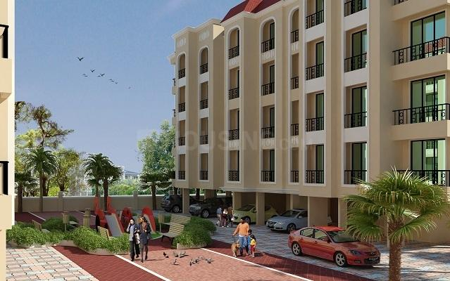 Building Image of 980 Sq.ft 2 BHK Apartment for buy in Neral for 3429000