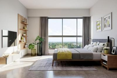 Gallery Cover Image of 1050 Sq.ft 2 BHK Apartment for buy in Godrej Green Glades, Jagatpur for 4500000