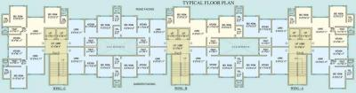 Gallery Cover Image of 915 Sq.ft 2 BHK Apartment for buy in Chandak Sparkling Wings, Dahisar East for 12000000