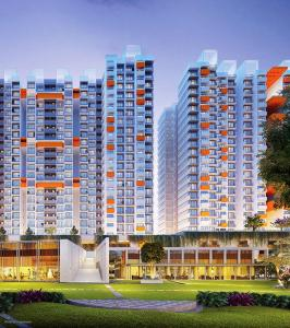 Gallery Cover Image of 1020 Sq.ft 2 BHK Apartment for buy in Joyville Virar, Virar West for 5100000