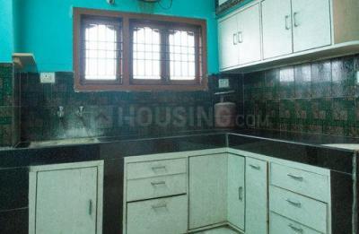 Kitchen Image of Om Sai Residency 403 in Manikonda