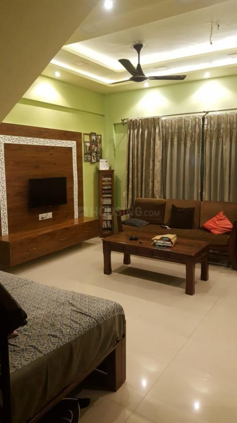 Bedroom Image of 2870 Sq.ft 3 BHK Independent House for rent in Thane West for 39000