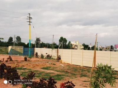 1050 Sq.ft Residential Plot for Sale in Kithaganur Colony, Bangalore