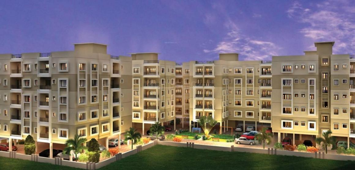 Building Image of 855 Sq.ft 2 BHK Independent House for buy in Rajarhat for 3500000