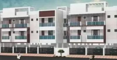 Gallery Cover Image of 1000 Sq.ft 2 BHK Apartment for buy in Aiswarya, Sholinganallur for 5500000