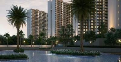 Gallery Cover Image of 1009 Sq.ft 2 BHK Apartment for buy in Sobha Dream Gardens, Thanisandra for 6180000