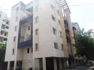 Gallery Cover Image of 580 Sq.ft 1 BHK Apartment for rent in Wadgaon Sheri for 15000