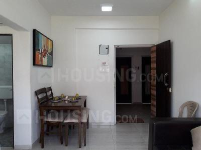 Living Room Image of 855 Sq.ft 2 BHK Apartment for buy in Neral for 3265530