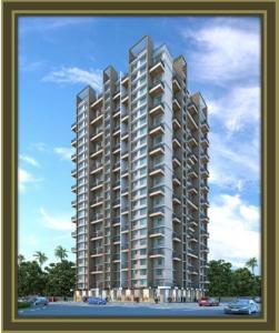 Gallery Cover Image of 670 Sq.ft 1 BHK Apartment for buy in Balaji Krishna, Thakurli for 4301000